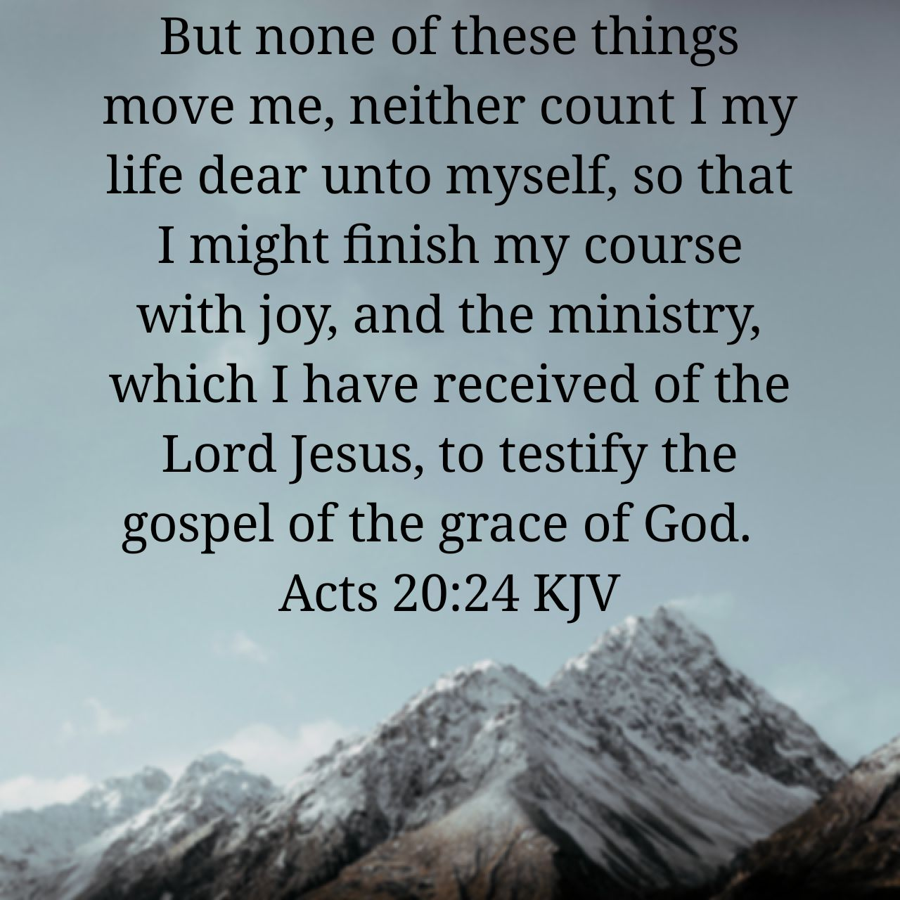 Daily Verse